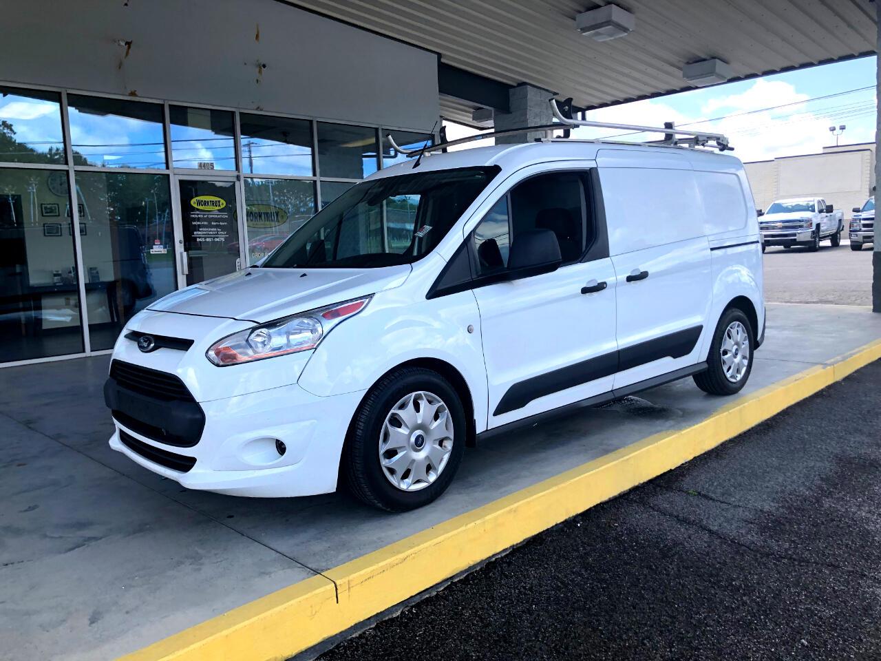 Ford Transit Connect LWB XLT 2016