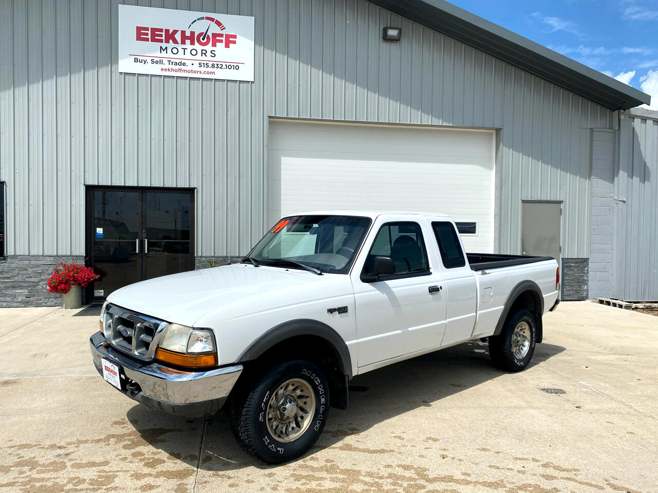 "Ford Ranger Supercab 126"" WB XLT 4WD 1999"