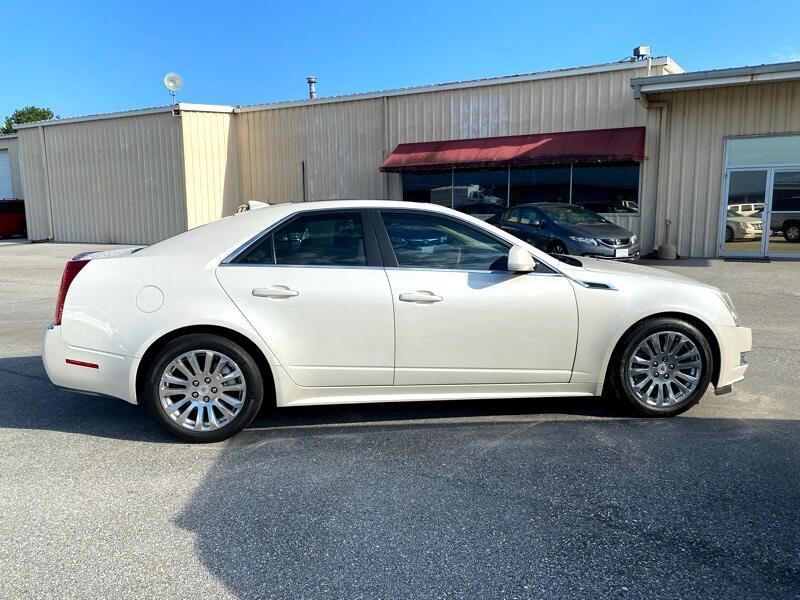 Cadillac CTS Premium w/ Navi 2013