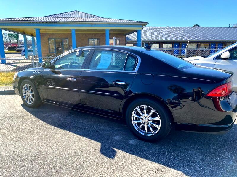 Buick Lucerne CXL Premium 2011