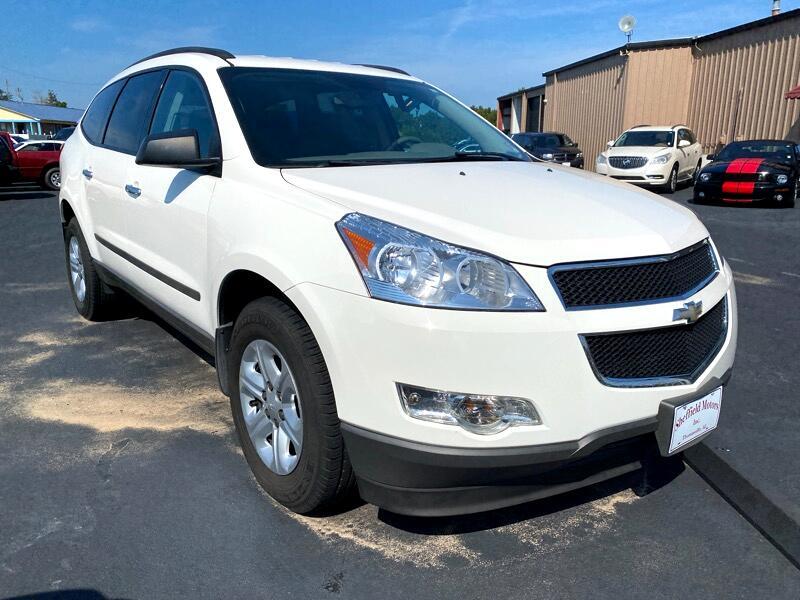 Chevrolet Traverse LS FWD 2012