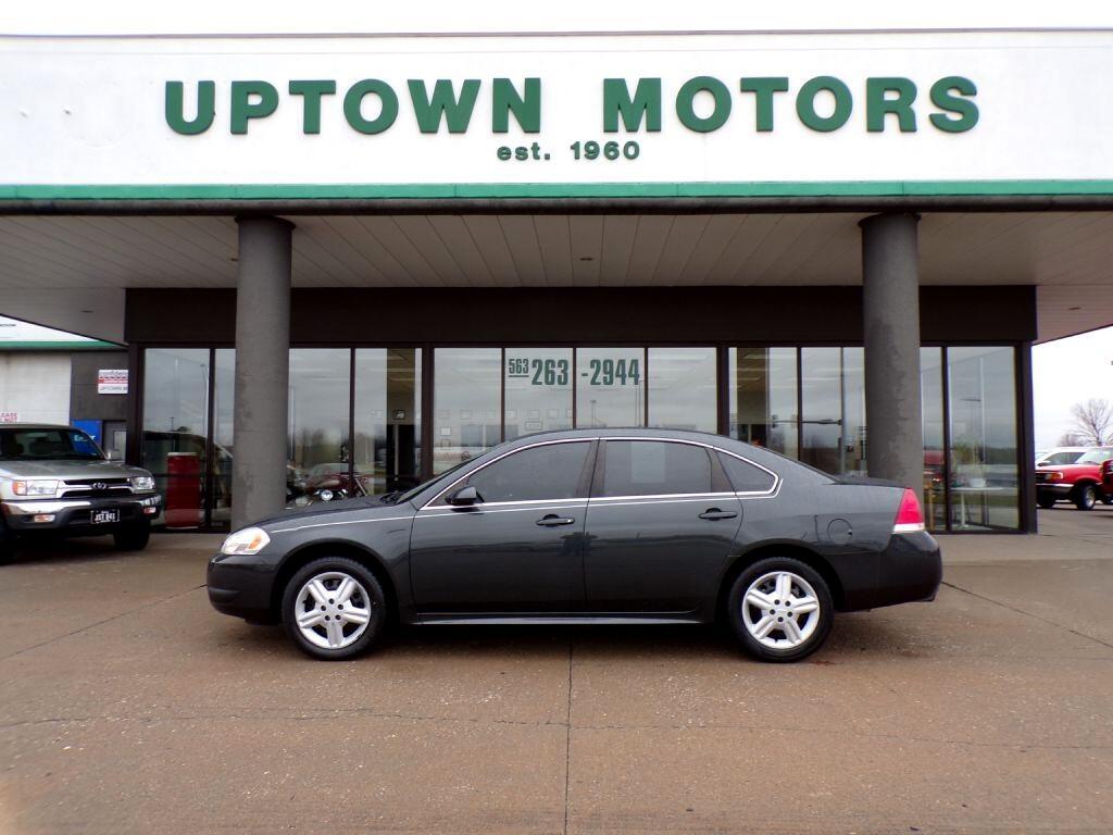 Chevrolet Impala Limited  2016