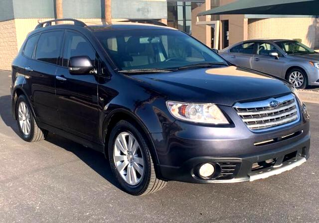 Subaru Tribeca 4dr 3.6R Limited w/Pwr Moonroof Pkg 2011