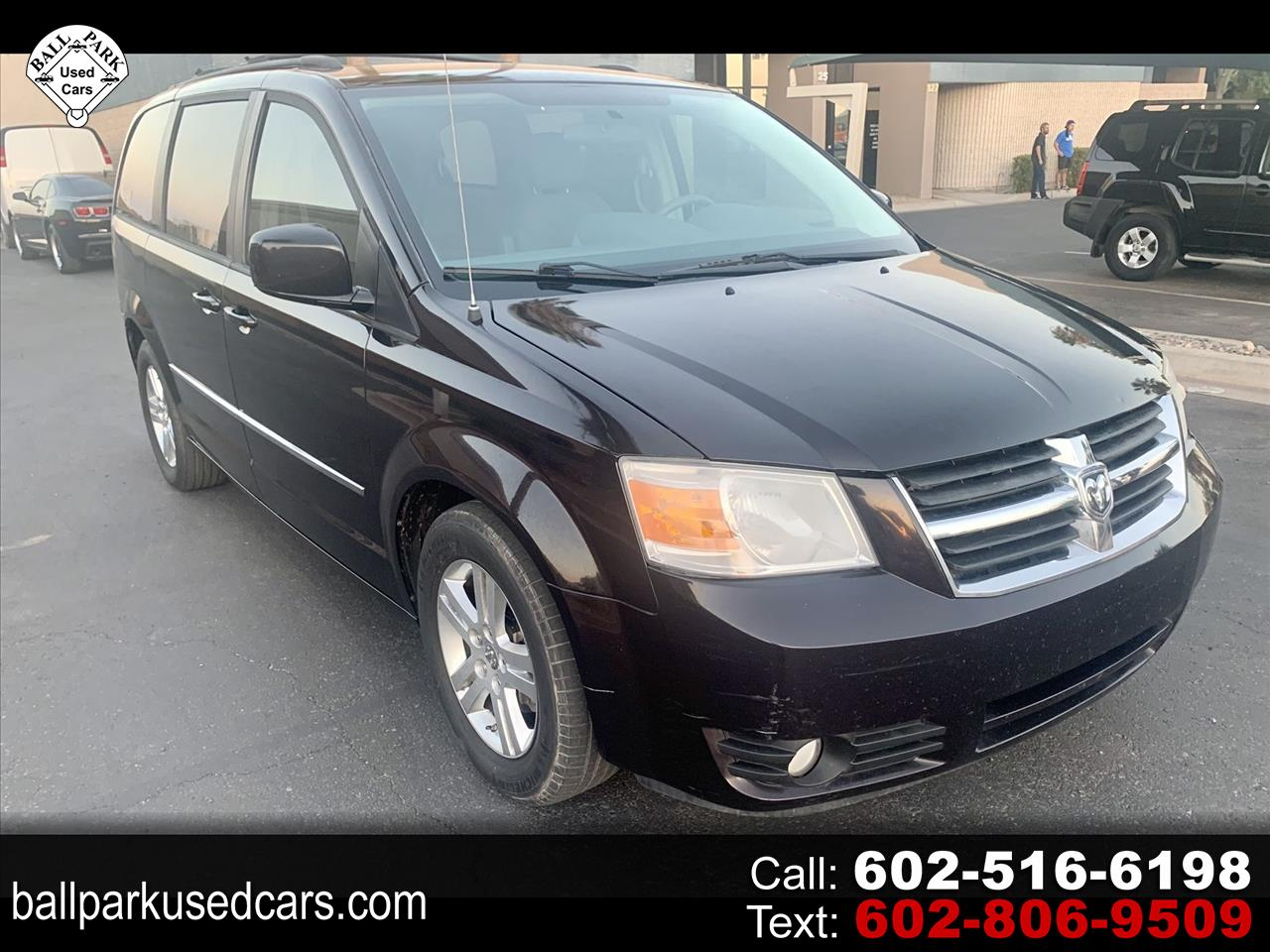 Dodge Grand Caravan 4dr Wgn Crew 2010