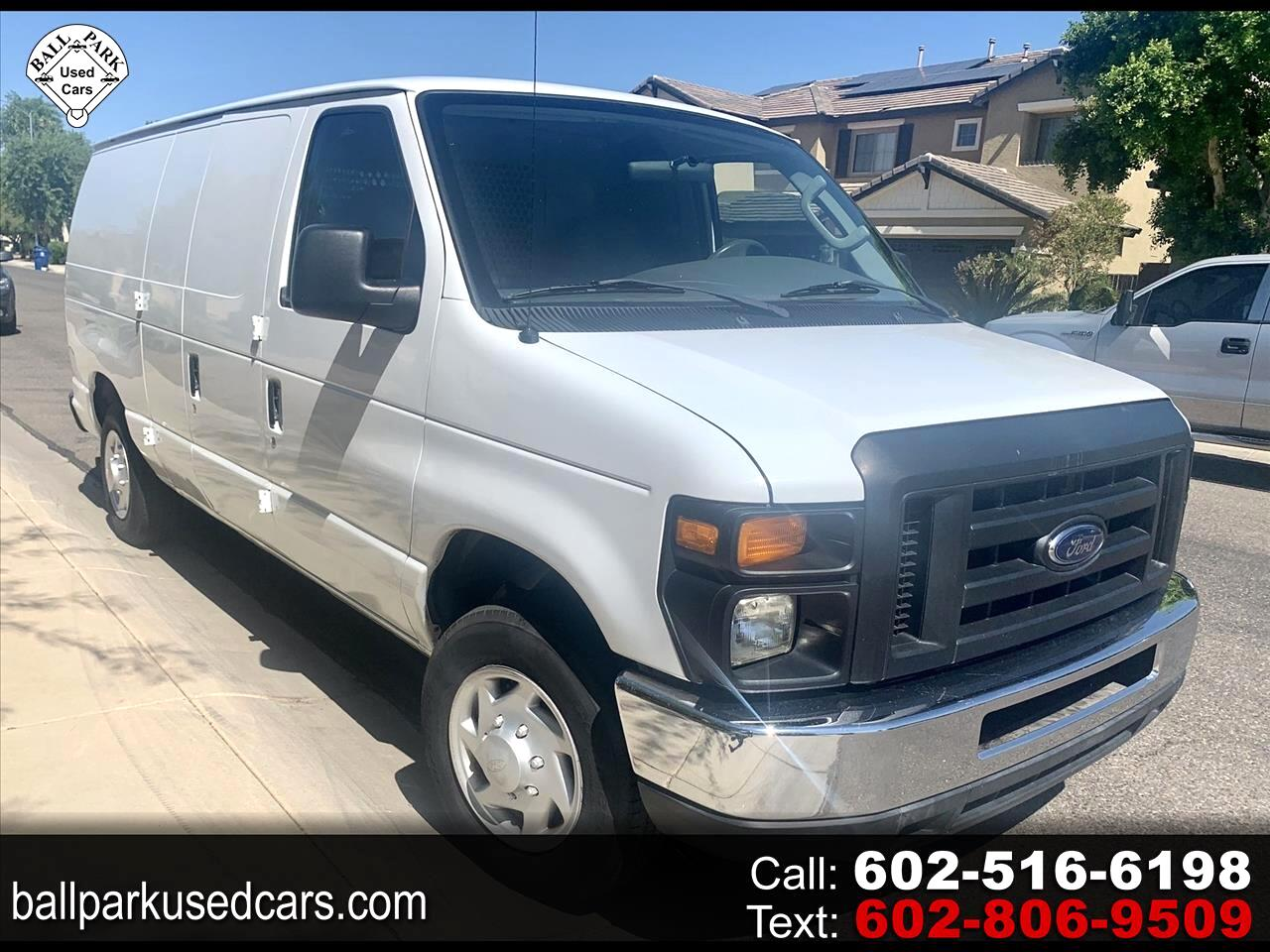 Ford Econoline Cargo Van E-150 Recreational 2008
