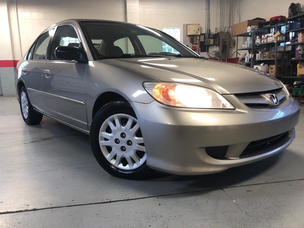 Honda Civic LX Sedan AT 2005
