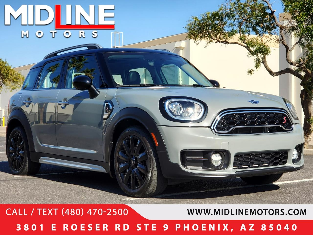 MINI Countryman S 2018