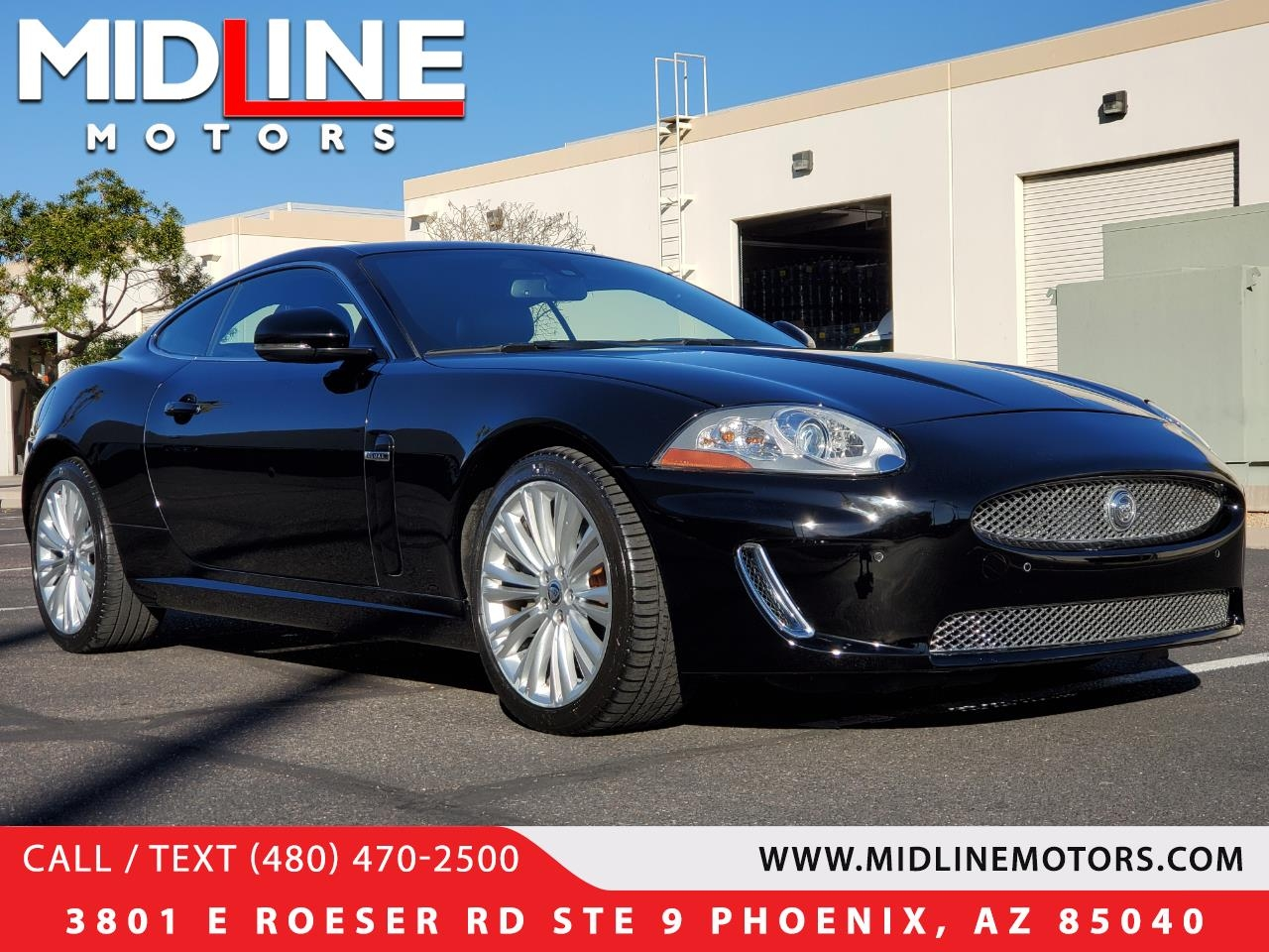 Jaguar XK-Series XK Portfolio Coupe 2011
