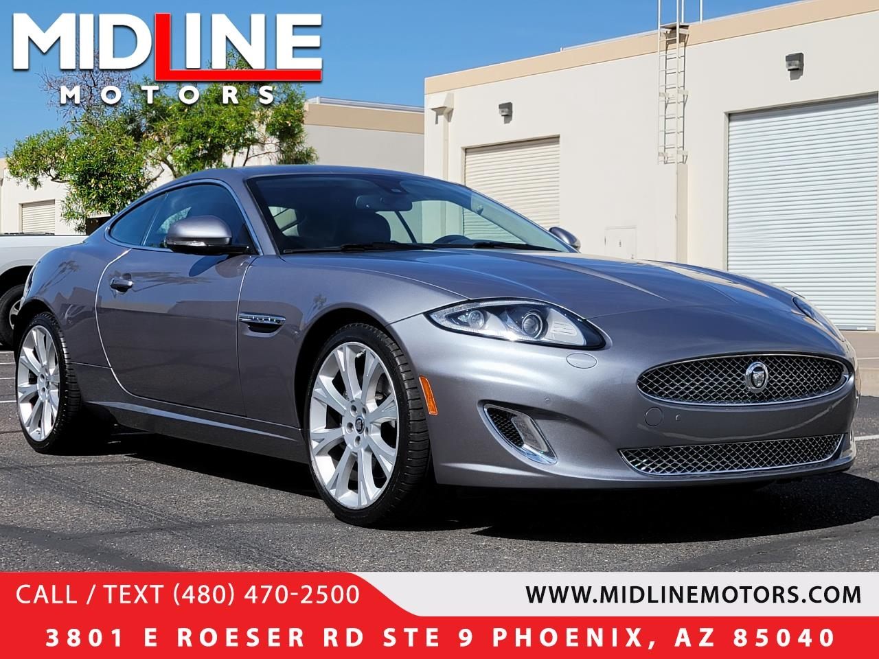 Jaguar XK-Series XK Portfolio Coupe 2013