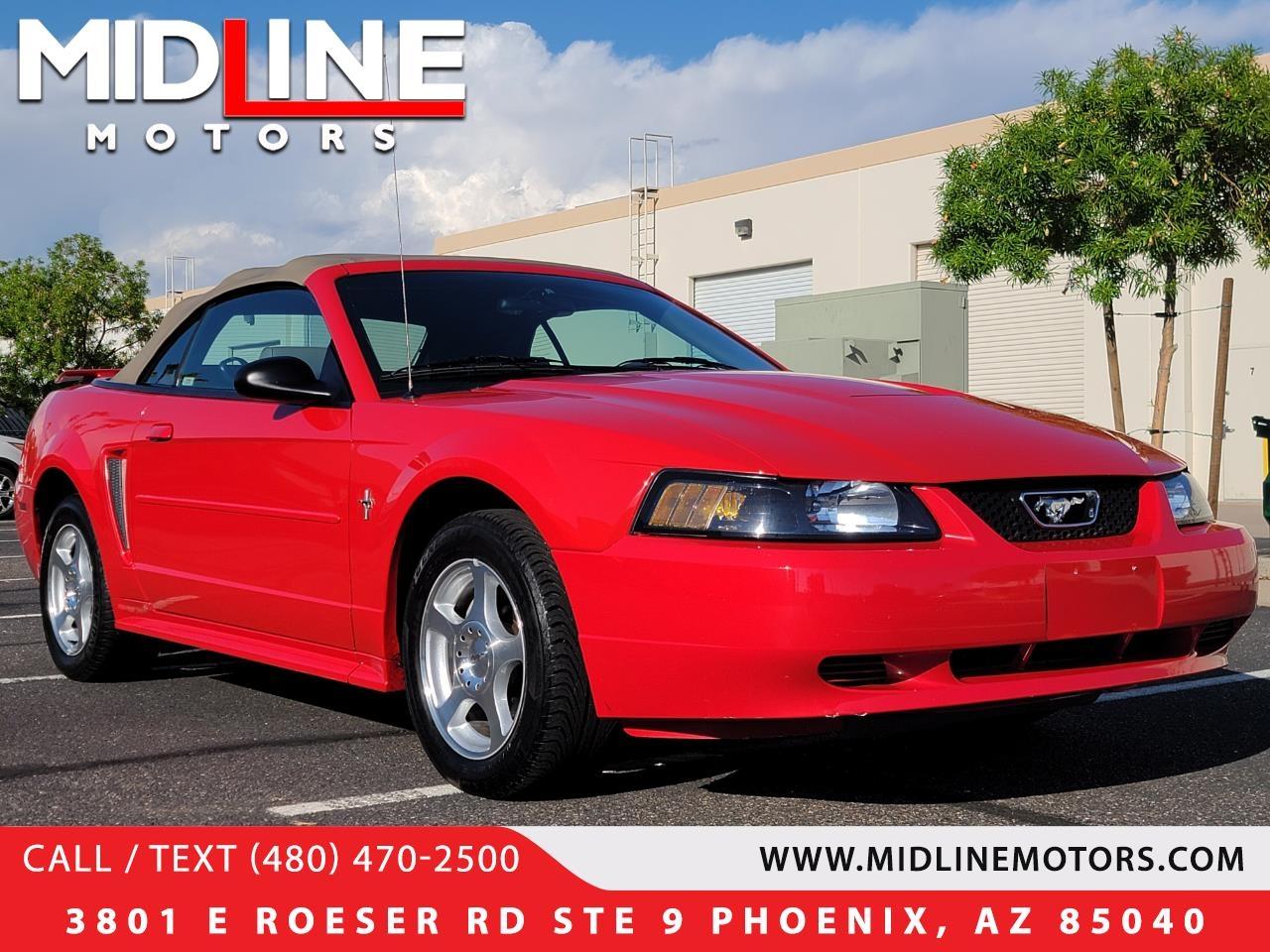 Ford Mustang Premium Convertible 2003