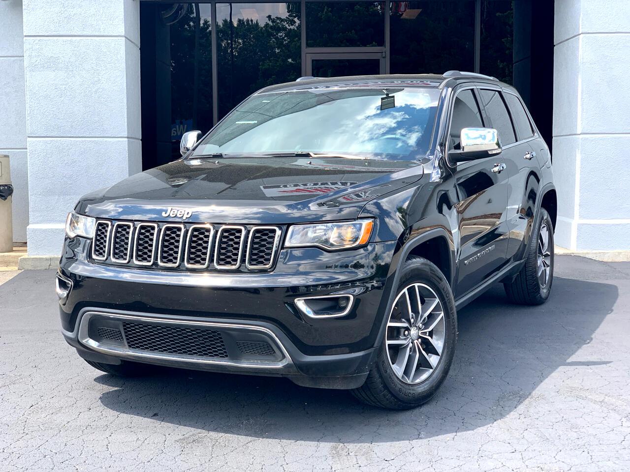 Jeep Grand Cherokee Limited 4x2 2017