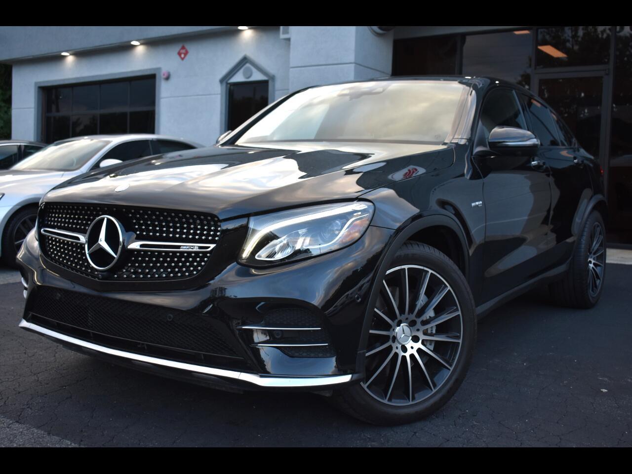 Mercedes-Benz GLC AMG GLC 43 4MATIC Coupe 2017