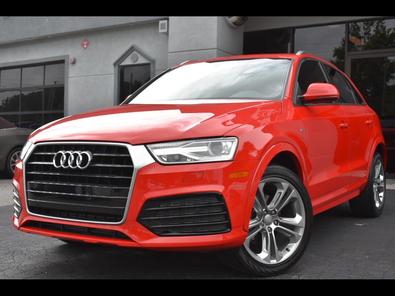 Audi Q3 2.0 TFSI Premium FWD 2018