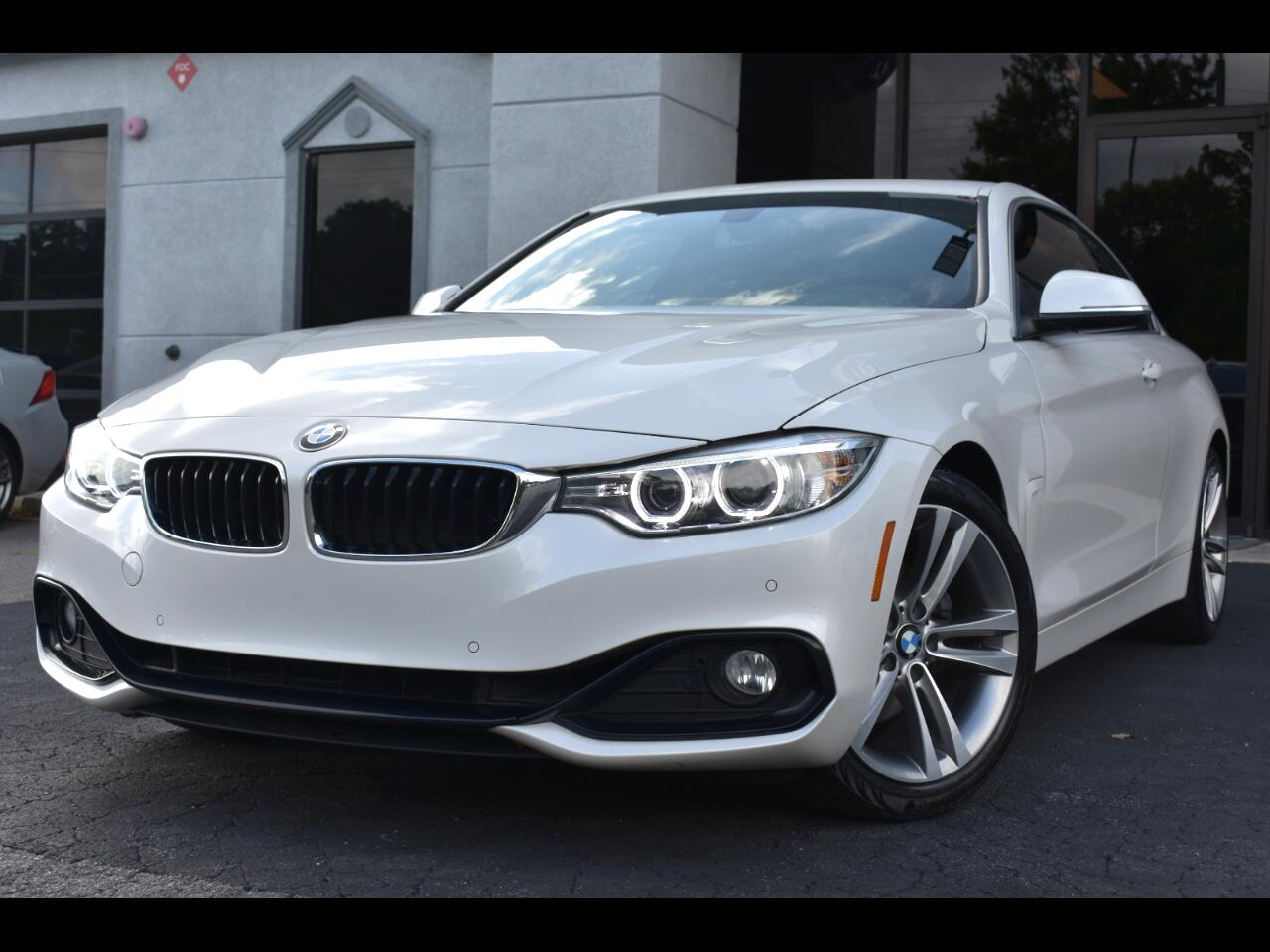 BMW 4 Series 430i Coupe SULEV 2017