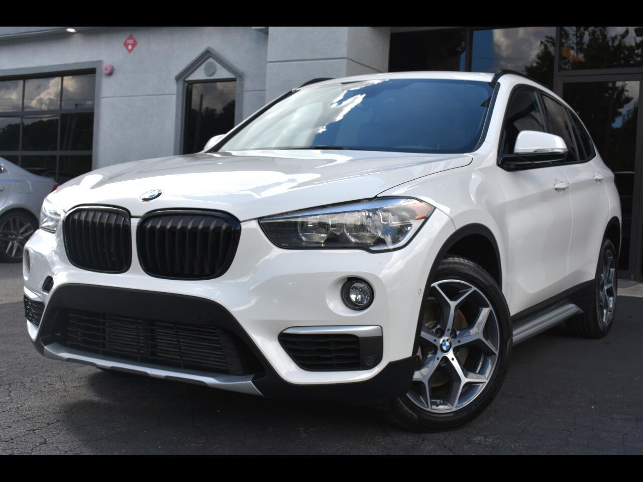 BMW X1 sDrive28i Sports Activity Vehicle 2017