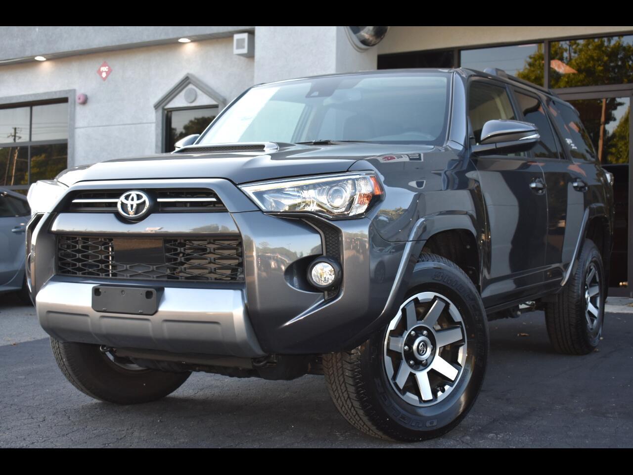 Toyota 4Runner TRD Off Road Premium 4WD (Natl) 2020