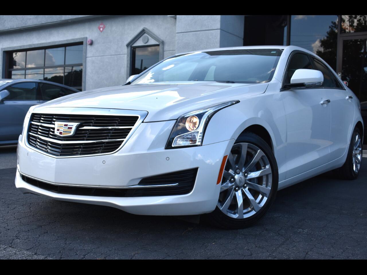 Cadillac ATS Sedan 4dr Sdn 2.0L Luxury RWD 2018