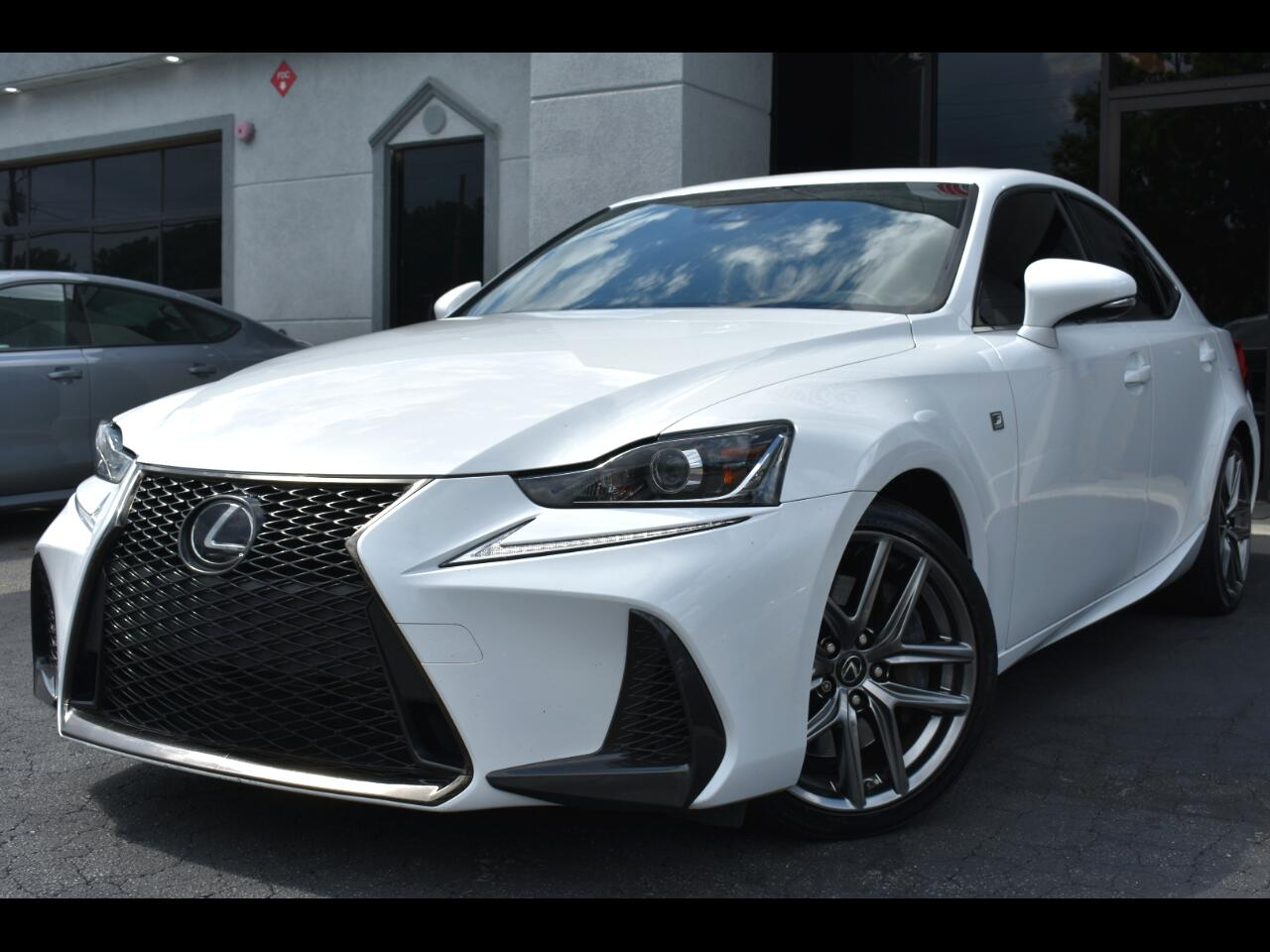 Lexus IS IS 300 F Sport RWD 2018