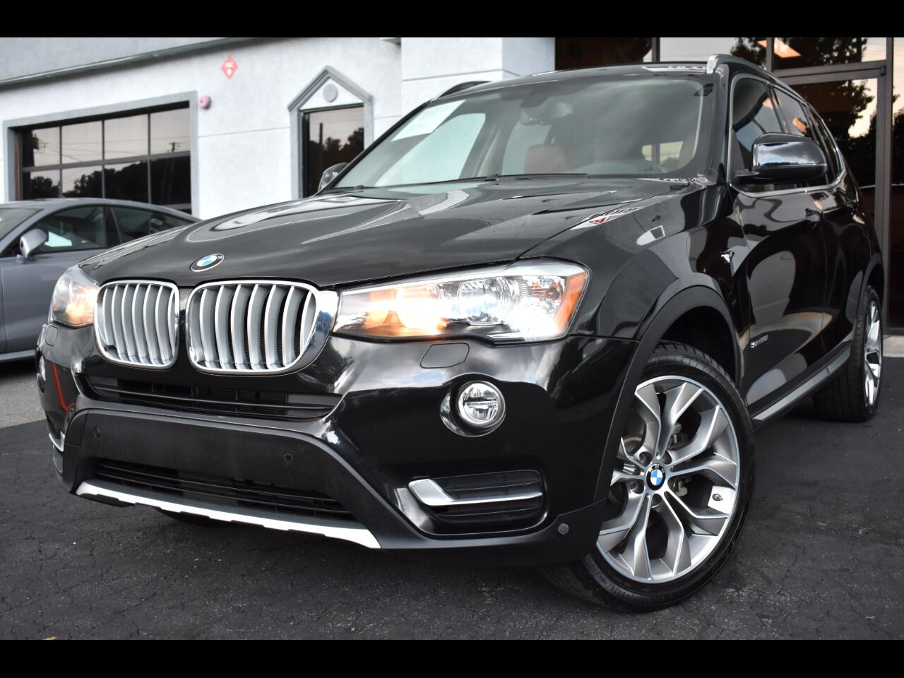 BMW X3 sDrive28i Sports Activity Vehicle 2017