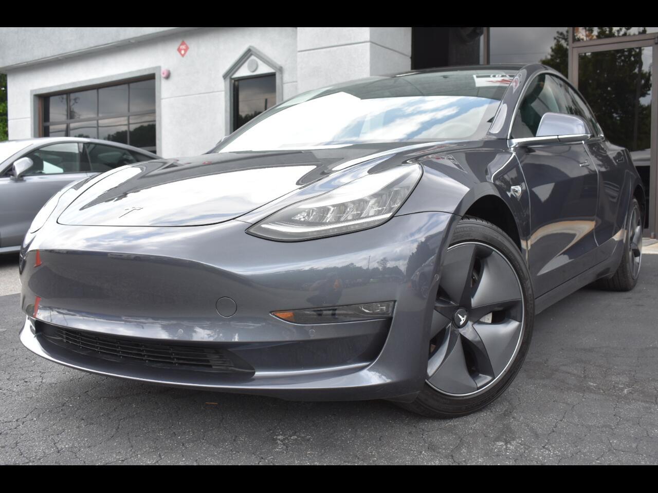 Tesla Model 3 Mid Range RWD *Ltd Avail* 2018