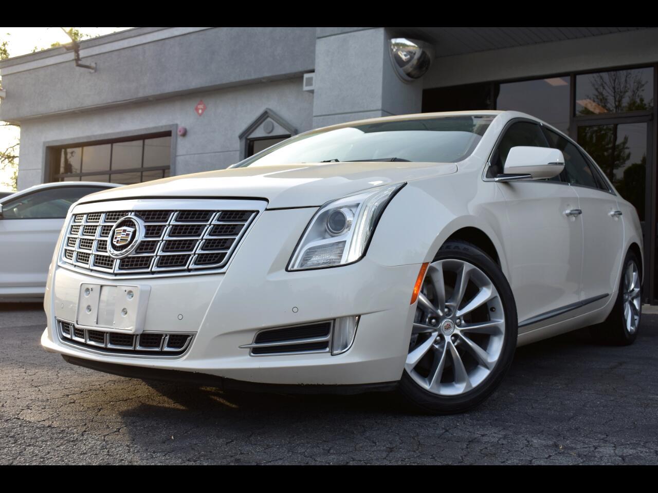 Cadillac XTS Luxury 4D Sedan AWD 2014