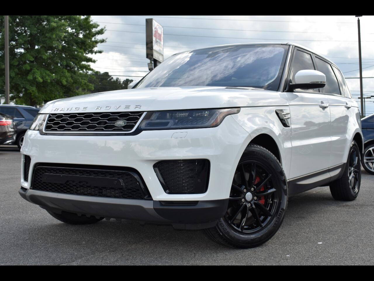 Land Rover Range Rover Sport SE 4D SUV Diesel 2018