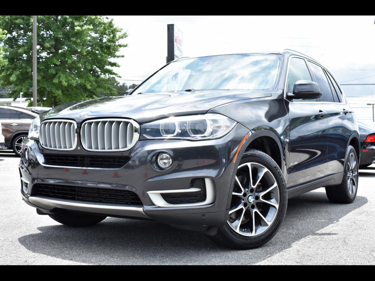 BMW X5 XDrive35i 4D SAV 2015