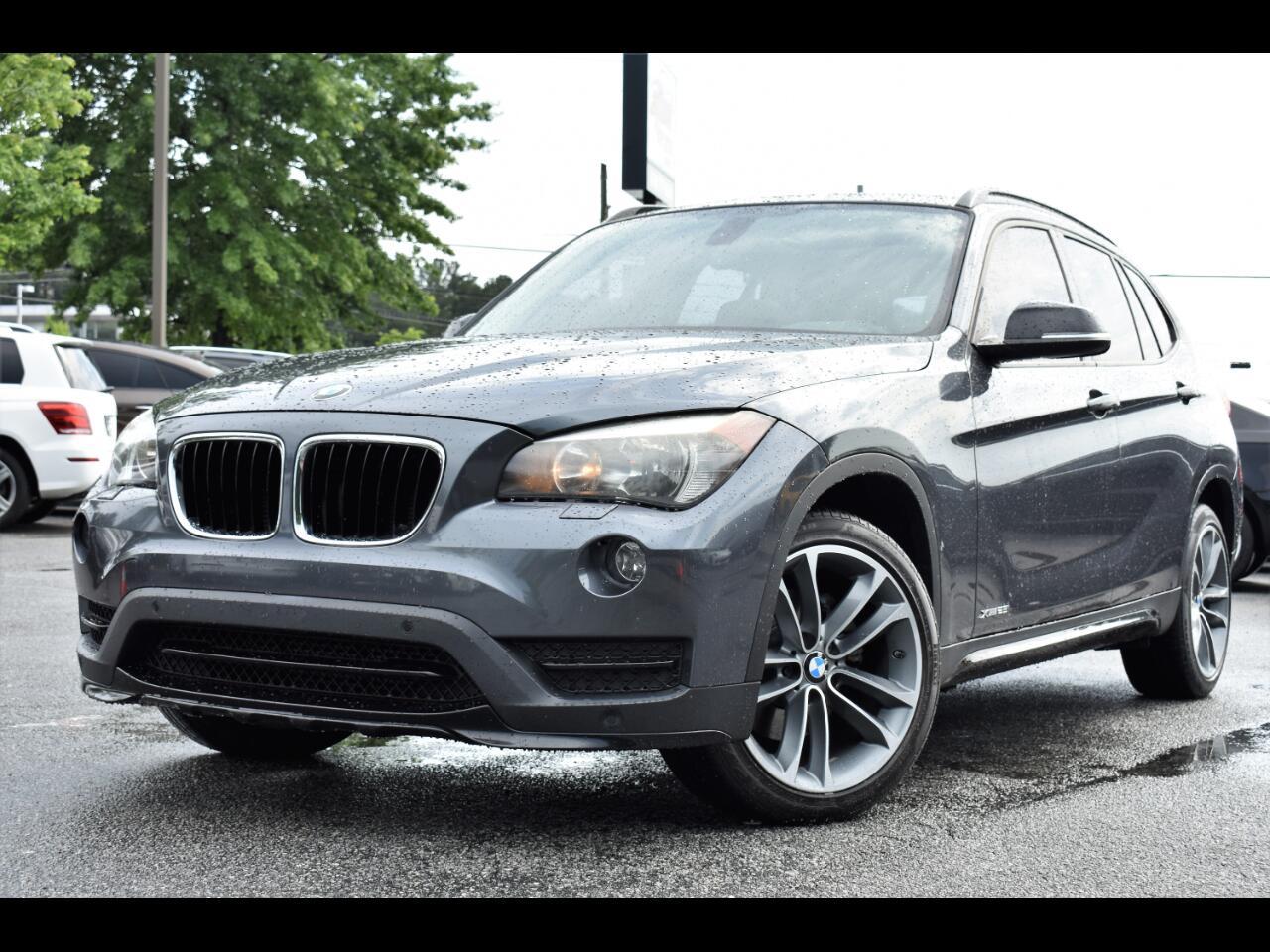 BMW X1 XDrive28i 4D SUV 2015