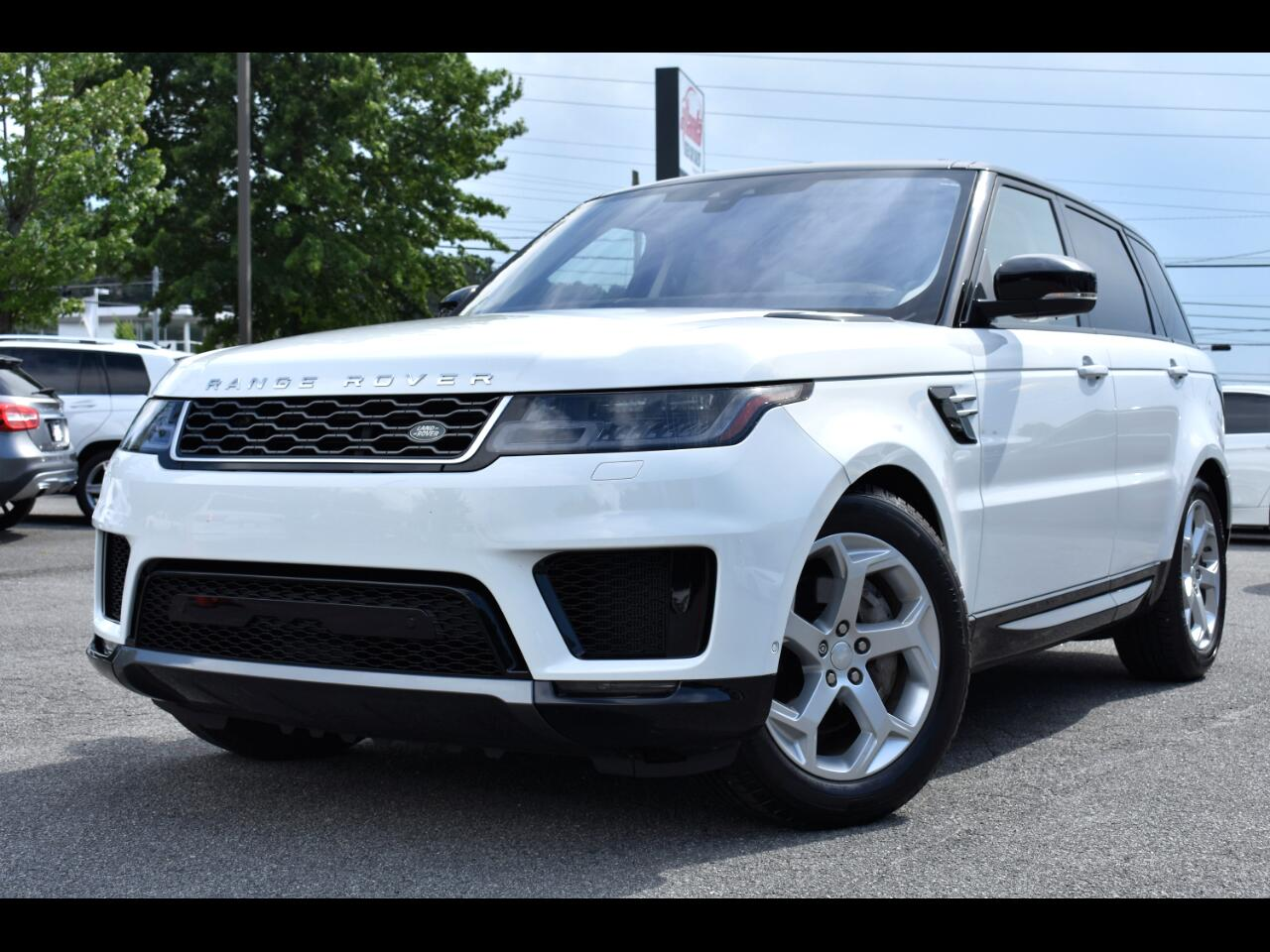 Land Rover Range Rover Sport HSE 4D SUV 2018