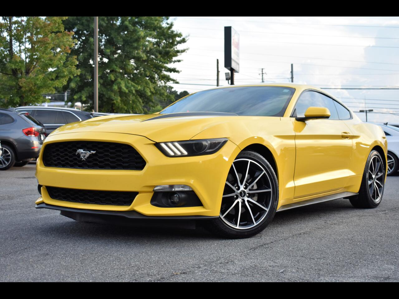 Ford Mustang Eco 2D Coupe 2017