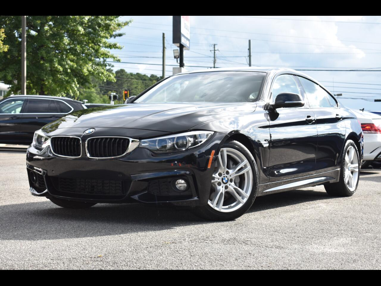 BMW 4-Series 440i Grn Coupe 4D Coupe 2019
