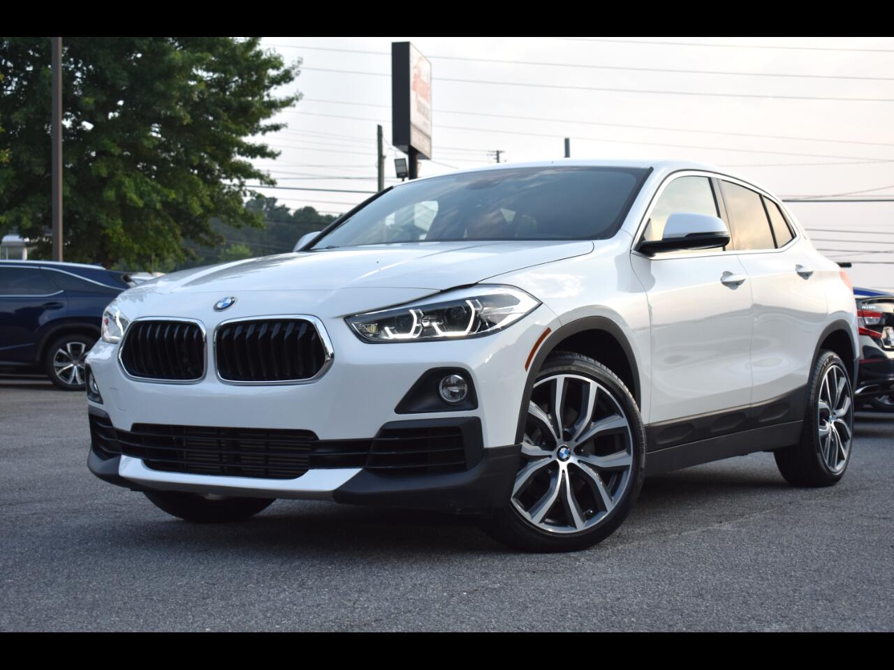 BMW X2 sDrive28i 4D SAV 2018