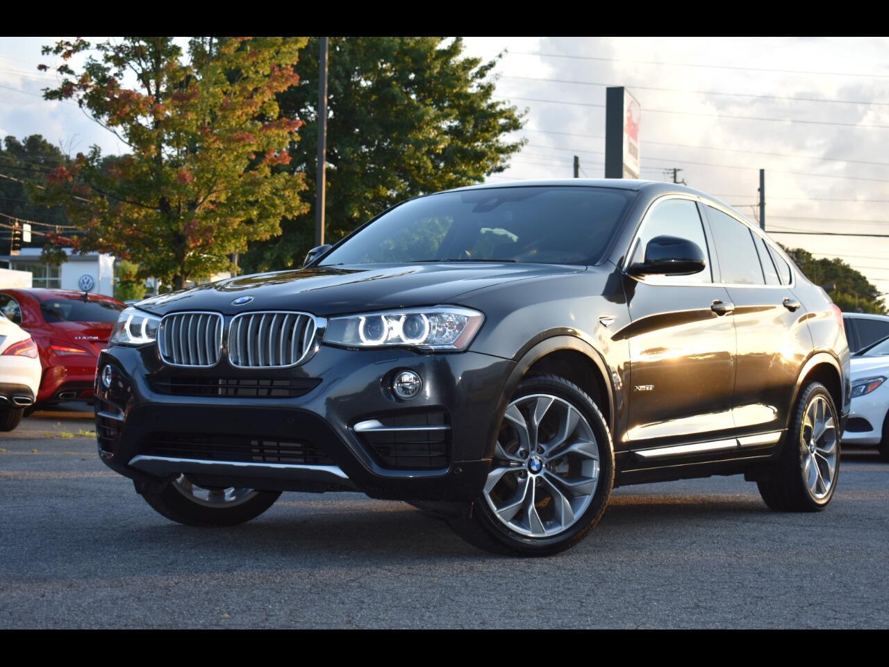 BMW X4 XDrive28i 4D SAC 2018