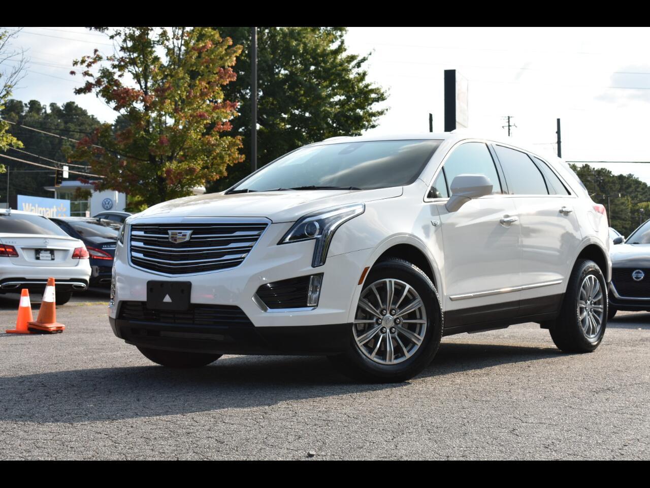 Cadillac XT5 Luxury 4D SUV FWD 2018