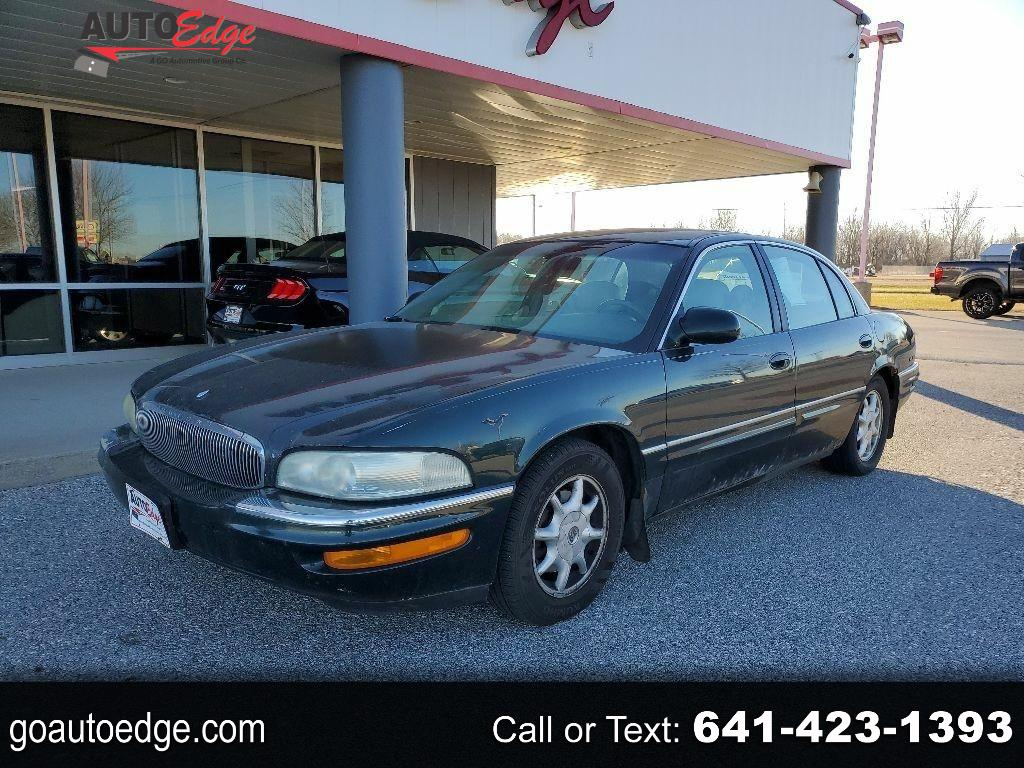 Buick Park Avenue 4dr Sdn 2002