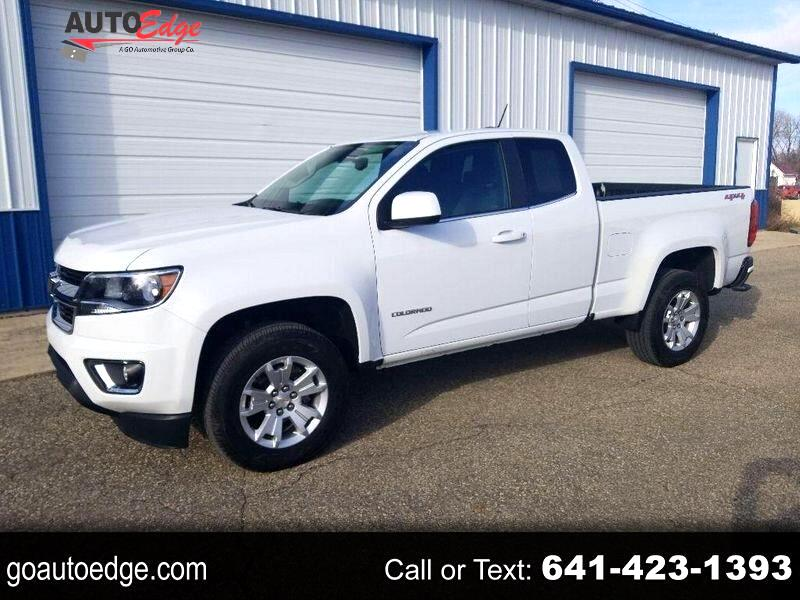 "Chevrolet Colorado 4WD Ext Cab 128.3"" LT 2018"
