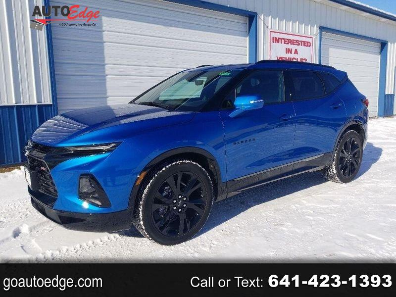Chevrolet Blazer AWD 4dr RS 2021