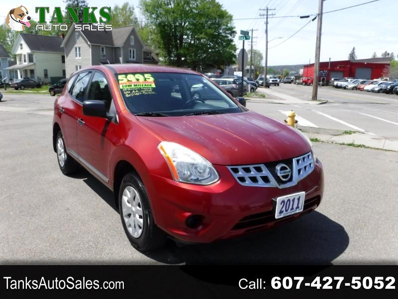 Nissan Rogue S AWD 2011