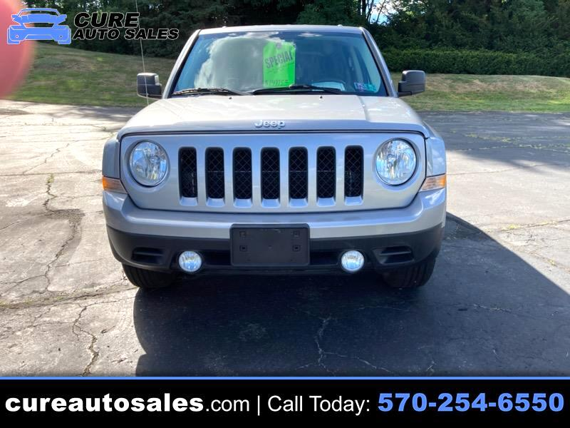 Jeep Patriot Latitude 4WD 2017