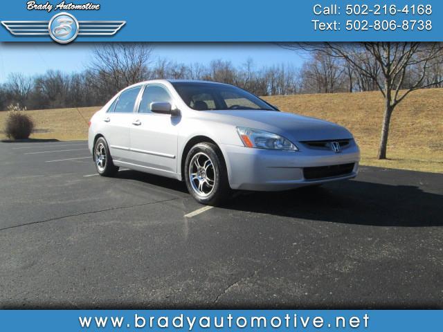 2003 Honda Accord EX-L V-6