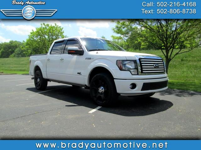 2011 Ford F-150 Limited SuperCrew 4WD