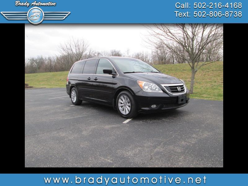 2008 Honda Odyssey 5dr Touring w/RES & Navi
