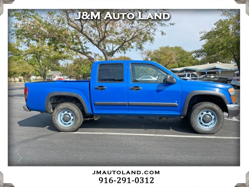 Chevrolet Colorado LT1 Crew Cab 4WD 2008
