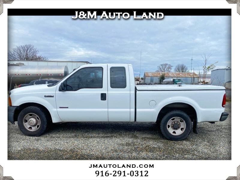 Ford F-250 SD Lariat SuperCab 2WD 2007