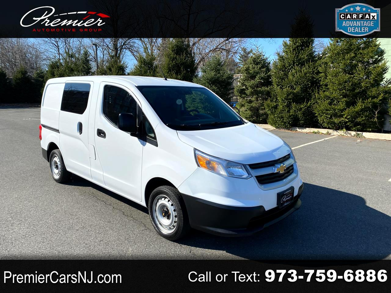 Chevrolet City Express  2017