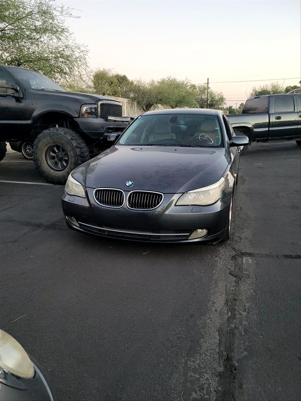 BMW 5-Series  2009