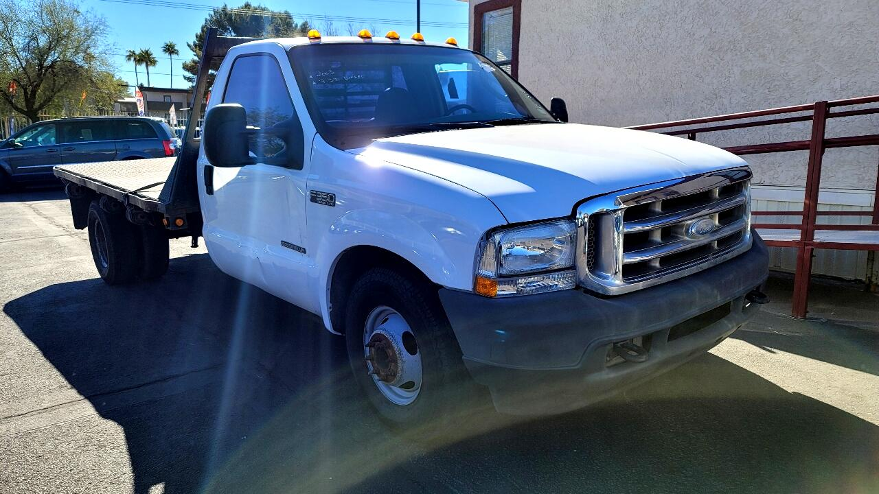 Ford F-350 SD XL 2WD DRW 2003