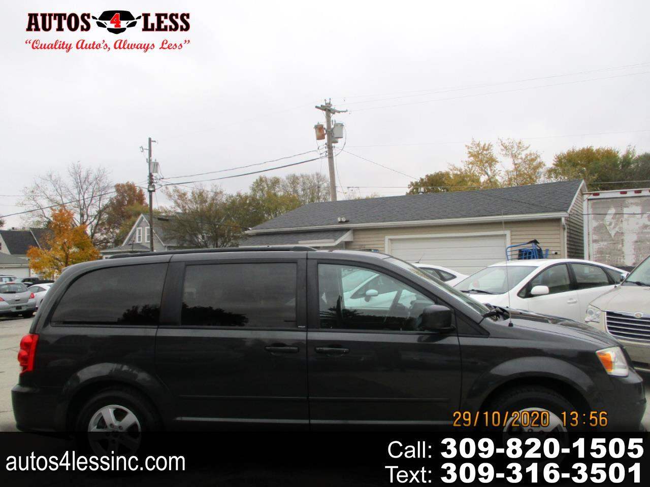 Dodge Grand Caravan 4dr Wgn Mainstreet 2011