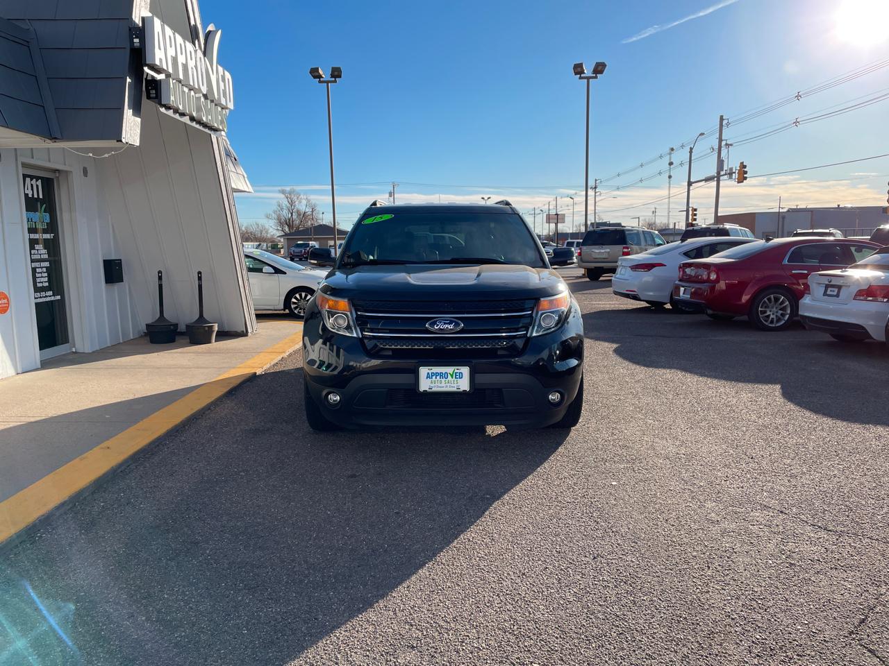 Ford Explorer 4WD 4dr Limited 2015