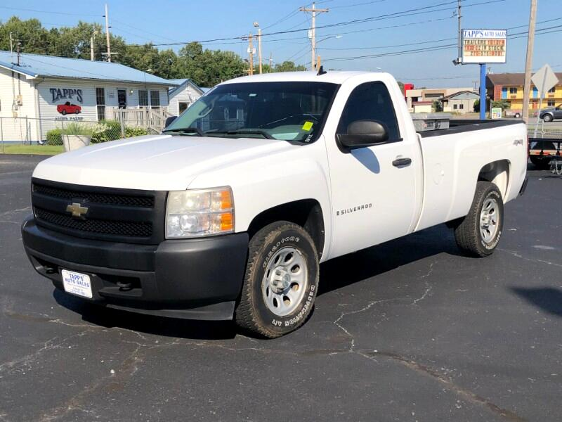 Chevrolet Silverado 1500 LT1 Std. Box 4WD 2008